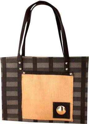 HD Women Brown, Beige Hand held Bag HD Handbags