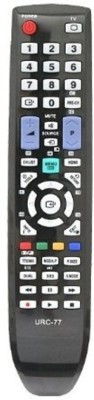 spincart Universal LED/LCD TV Remote Control For Samsung (Black Remote Controller(Black)