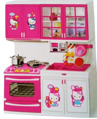 5 Off On Heer Kitchen Set Kids Luxury Battery Operated Kitchen Set