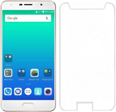 S-Line Tempered Glass Guard for Micromax Canvas Hue AQ5000