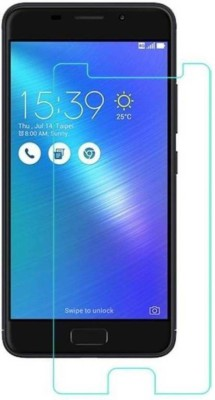 EASYBIZZ Tempered Glass Guard for Asus Zenfone 3s Max(Pack of 1)