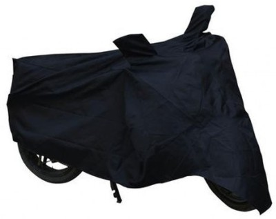 Cc26 Two Wheeler Cover for Hero(Electric Optima, Black)  available at flipkart for Rs.299