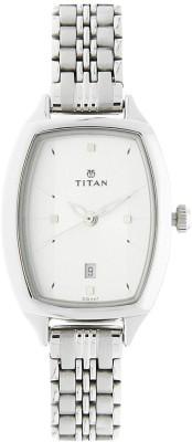 Titan 2571SM01  Analog Watch For Women