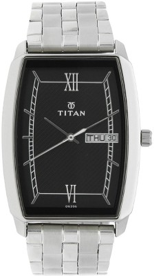 Titan 1737SAA  Analog Watch For Men