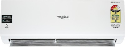 View Whirlpool 1 Ton 3 Star BEE Rating 2018 Inverter AC  - White(1.0T Magicool Inverter 3S Copr, Copper Condenser)  Price Online