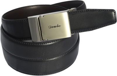 LEE O Men Black Genuine Leather Belt LEE O Belts
