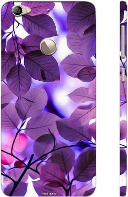 Tecozo Back Cover for LeEco Le 1S Purple, Waterproof