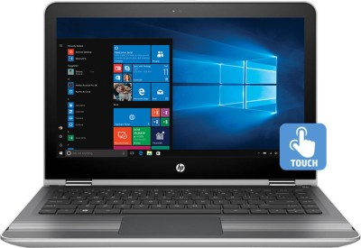 HP x360 Core i5 7th Gen - (8 GB/1 TB HDD/Windows 10 Home) 13-u133tu 2 in 1 Laptop(13.3 inch, SIlver, 1.66 kg) 1