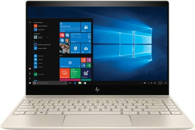 HP Envy 13 Core i5 8th Gen - (8 GB/256 GB SSD/Windows 10 Home) 13-ad126TU Thin and Light Laptop(13.3 inch, Gold, 1.32 kg) 1