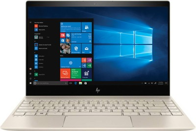 Image of HP Envy Core i7 8th Gen Laptop 13-ad127TU which is one of the best laptops under 50000