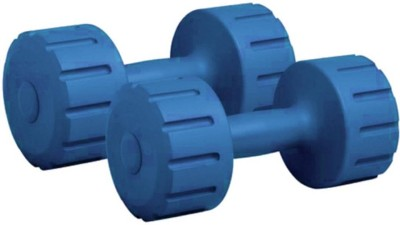 BAANI INTERNATIONAL BEST QUALITY PVC DUMBBEEL FOR BOYS AND GRIL 1 KG FIXD WEIGHT DUMBBELL Fixed Weight Dumbbell(2 kg)