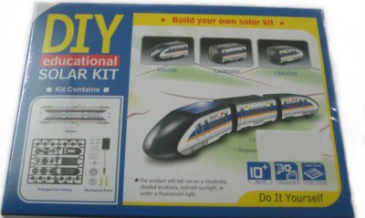 P17 collection Solar Bullet Train science series DIY(Multicolor)  available at flipkart for Rs.455