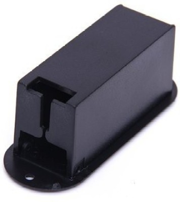 TOOGOO R Active Guitar Bass Pickup 9V Battery Case Box(Multicolor)  available at flipkart for Rs.624