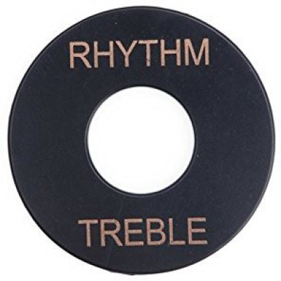 Generic Kocome Pickup Selector Plate For Electric Guitar Stick-On Rhythm Treble Switch(Multicolor)  available at flipkart for Rs.478