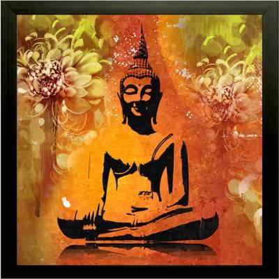 SAF Buddha Digital Reprint Painting