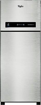 Whirlpool PRO 425 ELT 2S 410 Litre Double Door Refrigerator (Alpha Steel)