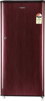 Whirlpool 190 L Direct Cool Single Door 3 Star Refrigerator(Wine Titanium, WDE 205 3S CLS PLUS)