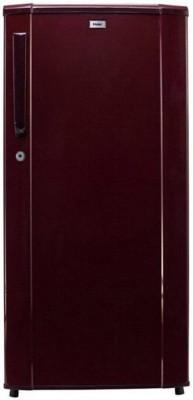 Haier HRD-1813SR-R 181L Single Door Refrigerator (Burgundy Red)