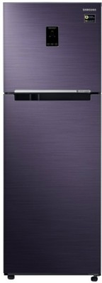 Samsung 345 L Frost Free Double Door 3 Star  2019  Convertible Refrigerator