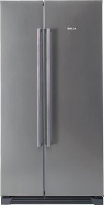 Bosch 618 L Frost Free Side by Side Refrigerator(Inox, KAN56V40NE)