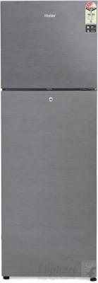 Haier HRF-2904BS-R 270 L 3S Double Door Refrigerator