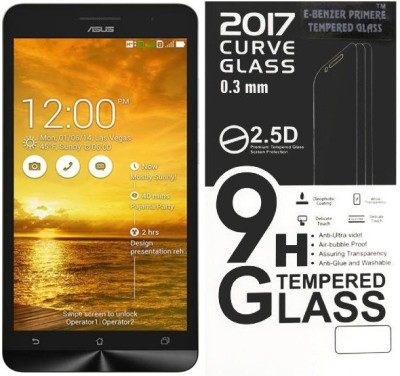 E-benzer Tempered Glass Guard for Asus Zenfone 6 (A600CG) glass (6.00 inch)