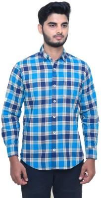Madrasi Checks Men Checkered Casual Shirt