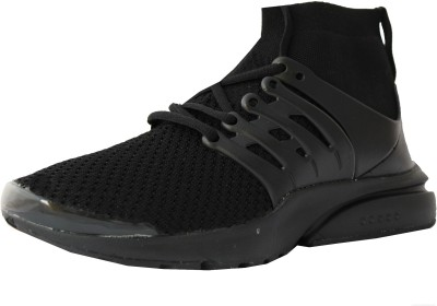 Air Style Running Shoes For Men(Black