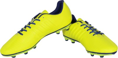 Nivia DITMAR-1 Football Shoes For Men(Yellow)  available at flipkart for Rs.939