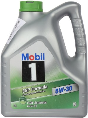 MOBIL1 ESP 5W-30 Advanced Fully Synthetic Motor Oil(4 L)