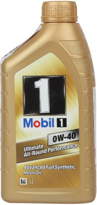 MOBIL1 0W-40 Advanced Fully Synthetic Motor Oil(1 L)