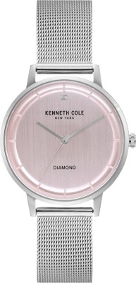 Kenneth Cole KC50010004LD  Analog Watch For Women