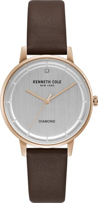 Kenneth Cole KC50010001LD  Analog Watch For Women