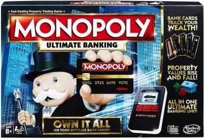 Funskool MONOPOLY ULTIMATE BANKING Board Game