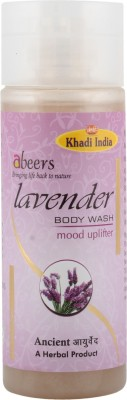 khadi abeers LAVENDER BODY WASH(250 ml)