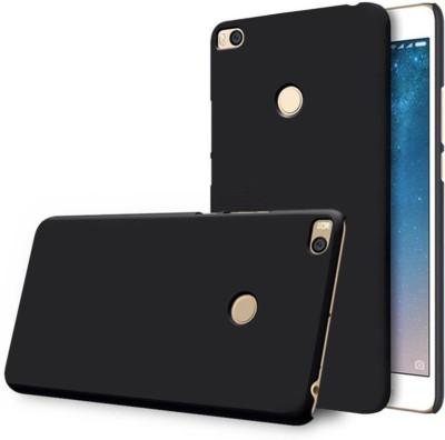 Techforce Back Cover for Mi Max 2 Black