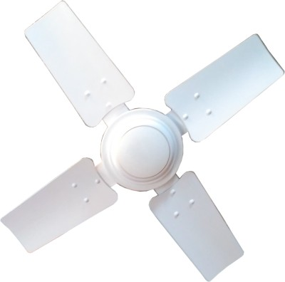 Bajaj Maxima Pro 24 Inch 4 Blade Ceiling Fan(White)  available at flipkart for Rs.2999