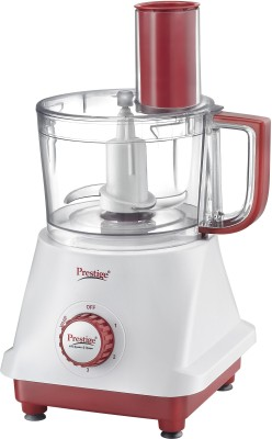 Prestige Atta Kneader and Chopper 500 W Food Processor(Red)