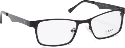 Titan Full Rim Oval Frame(138 mm)