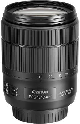 Canon 18-135 MM NANO USM Lens(Black, 18-135MM) 1