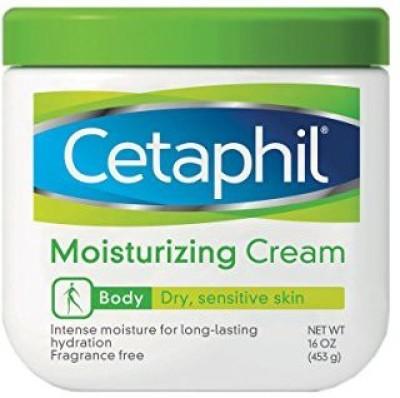 Cetaphil Moisturizing Cream Fragrance Free(473.18 ml)