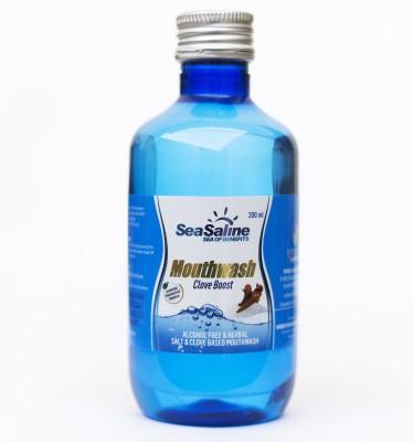 SeaSaline 200ml - Salt and Clove(200 ml)