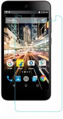 MobilX Tempered Glass Guard for Micromax Canvas Amaze 4G Q491