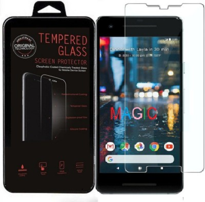 Magic Tempered Glass Guard for Google Pixel 2XL(Pack of 1)
