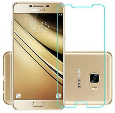 TopEdge Tempered Glass Guard for Samsung Galaxy C5pro(Pack of 1)
