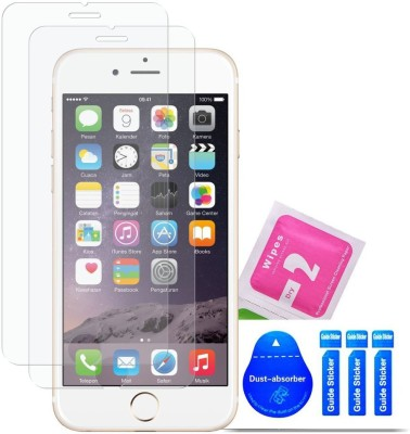 Trenzo Tempered Glass Guard for Apple iPhone 7 (Pack of 2)
