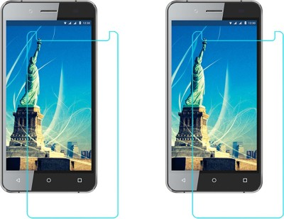 ACM Tempered Glass Guard for Reach Allure Speed(Pack of 2)