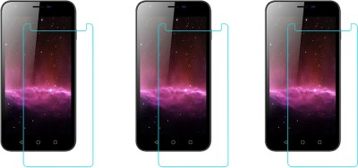 ACM Tempered Glass Guard for Hitech Amaze S5 4g(Pack of 2)