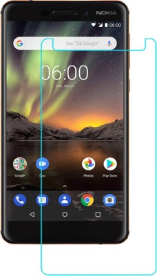 Case Up Tempered Glass Guard for Nokia 8