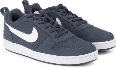 Nike COURT BOROUGH LOW Sneakers For Men(Blue) 1
